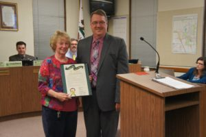 CAPC  Board of Supervisors Presentation and Proclamation @ Board of Supervisors chambers
